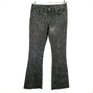 Bufflalo David Bitton Jeans Dark Gray Flair G1299
